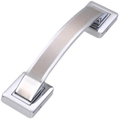 FAST Zinc Door Pull(Steel, Silver Pack of 1)