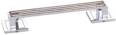 Fast FAST DH77 CP GINGER BROWN 10 INCH PULL DOOR HANDLE Zinc Door Pull
