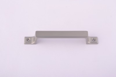 Klaxon Brass Cabinet/Draw Pull(Silver Pack of 1)