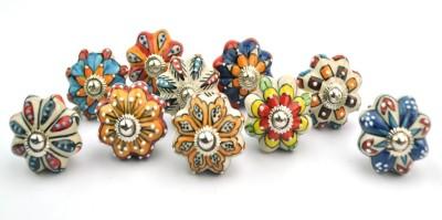 Karmakara Ceramic Cabinet/Draw Knob