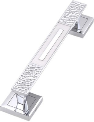 Fast FAST DH61 CP WHITE 10 INCH PULL DOOR HANDLE Zinc Door Pull