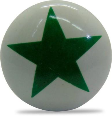 Casa Decor Green Star Ceramic Cabinet/Draw Knob