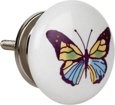 The Decor Mart Multi Knob Ceramic Cabinet/Draw Knob