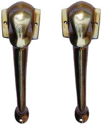 Aakrati Brassware Handle Brass Door Pull