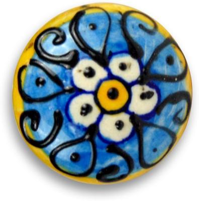 Casa Decor Designer Glossy Finish Ceramic Cabinet/Draw Knob