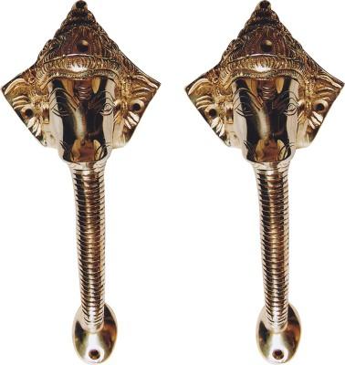 Aakrati Beautiful Handle of Elephant Face Brass Door Pull