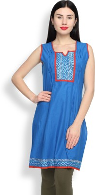 Diva Solid Women,s Straight Kurta