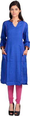 Sale Mantra Embroidered Women's Straight Kurta