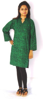 Razwada Printed Women's Straight Kurta