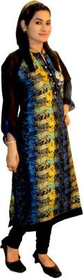 Shonaa Embroidered Women's Straight Kurta
