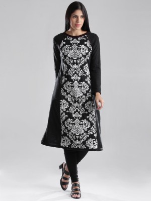 W Printed Women's Kurta at flipkart