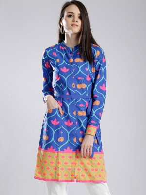 Masaba for Anouk Printed Women's Straight Kurta