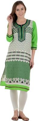 Sanchey Embroidered Women's Straight Kurta