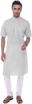 Jadeblue Self Design Men's Straight Kurta