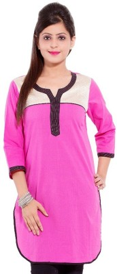 Sale Mantra Solid Women's Straight Kurta
