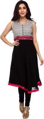 Lifestyle Retail Missy Solid Women's Anarkali Kurta