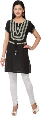 Stop To Start by Shoppers Stop Self Design Women,s A-line Kurta