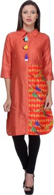 Preeti Tomar Design Studio Printed Women's Straight Kurta