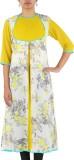 Rigoglioso Floral Print Women's A-line K...
