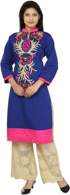 Darshita Embroidered Women's A-line Kurta