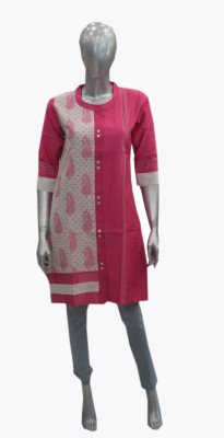 OLIVIAS fashion Printed Women's Straight Kurta