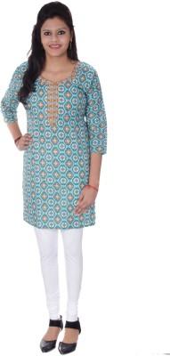 Manvi Handicrafts Embroidered Women's Straight Kurta