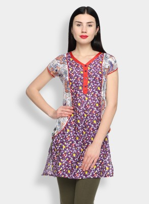 Diva Printed Women,s Straight Kurta