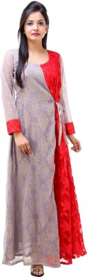 Inblue Fashions Printed Women,s A-line Kurta