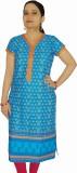 Shyaamla Printed Women's A-line Kurta (B...
