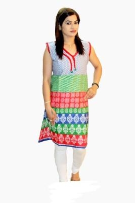 Shonaa Printed Women's Straight Kurta