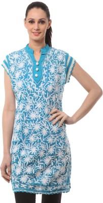 Saadgi Casual Embroidered Women's Kurti