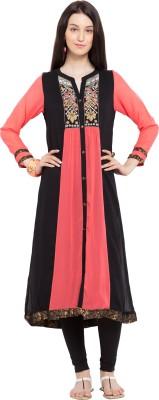 Nikhaar Embellished Women's Straight Kurta