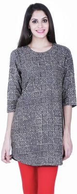 Aana Printed Women,s Straight Kurta