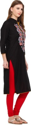 Fianna Embroidered Women's A-line Kurta