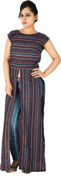 Style Nagri Printed Women's Straight Kurta