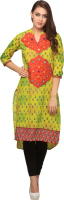 Atulya Casual Embroidered Women's Kurti
