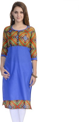 Arshia Embroidered Women's Straight Kurta