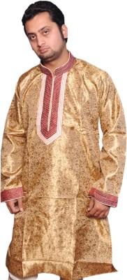 FTC Bazar Self Design Men's Pathani Kurta