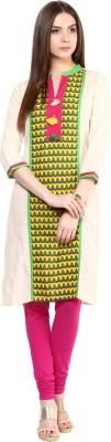 Sringam Embellished Women's Straight Kurta