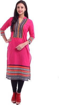 Inara Robes Printed Women's Straight Kurta