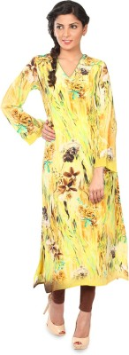 Nayana Digital Prints Women's A-line Kurta