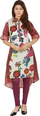 Atulya Casual Floral Print Women's Kurti