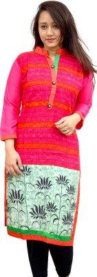 Aarti Collections Printed Women's Kurti