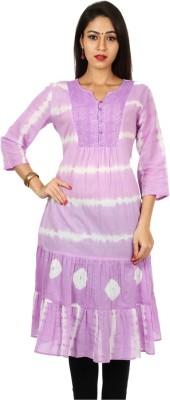 Kriti Ethnic Fashion Printed Women's Straight Kurta