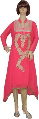 Sarva Embellished Women's Flared Kurta