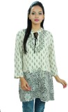 Goodwill Impex Printed Women's A-line Ku...