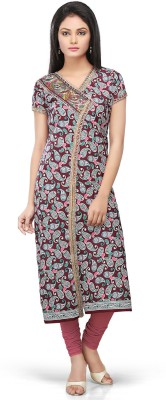 Devi Handlooms Paisley Women's Straight Kurta