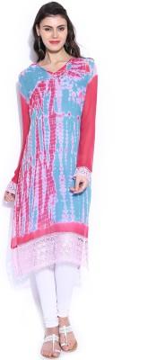 Anouk Printed Women's Straight Kurta