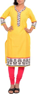 Sale Mantra Printed Women's Straight Kurta