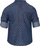 Life by Shoppers Stop Printed Boys Strai...